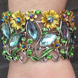 BOGO equal to/ less value enamel painted Bracelet